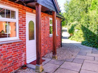 Photo for GRIST MILL COTTAGE, pet friendly in Fontmell Magna, Ref 918681