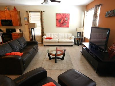 Photo for Beautiful Bella Vida Resort vacation home in Kissimmee