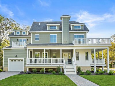 Photo for Live in Luxury by the Del. Bay!  4 Bed 3 1/2 bath New Construction!  142320