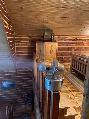 Wise Old Owl Cabin Patoka Lake June 8 - 11 Avail  Secluded 5 Star Super Clean!