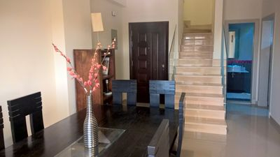 Photo for Very Clean, Sunny - Fully Furnished Duplex for rent
