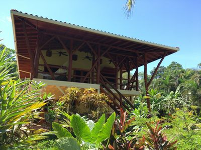 Photo for La Playa Casita at Bluff Beach Retreat in Bocas