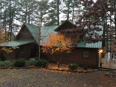 *New Updates- Private Cabin On Greer's Ferry Lake
