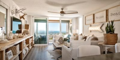 Photo for Breathtaking Beachfront Condo - Hands-down the most beautiful 1br on Gulf Blvd!