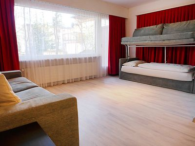 Photo for Apartment Andrea A/B in Crans-Montana - 3 persons, 1 bedrooms