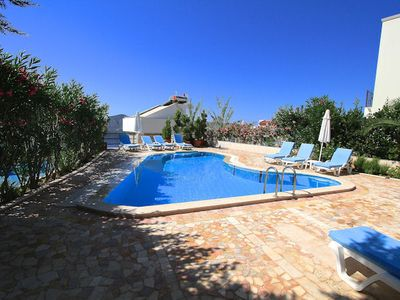 Photo for Villa Panna View is a four-bedroomed detached villa set over three floors with a superb roof terrace
