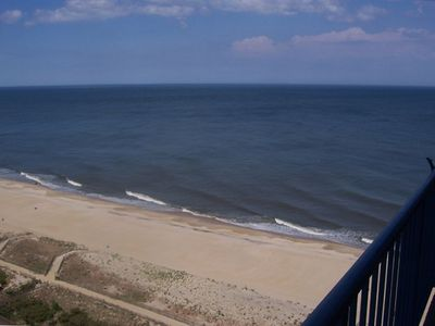 Photo for Beautiful Ocean Front Condo with Ocean and Bay Views