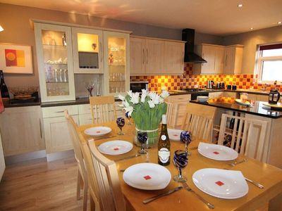 Photo for Cwalafila -  a 4 bed detached house that sleeps 8 guests  in 4 bedrooms