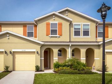 $80+/nt! Lake View! 4BR- Disney- GATED Compass Bay (3183TC)
