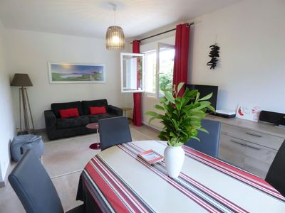 Photo for Apartment on the ground floor of villa in St Jean de Luz