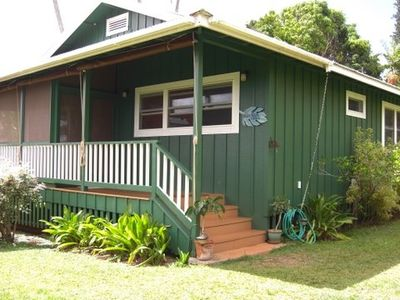 Photo for Charming Cottage   TVR4181  24/7 ph#808-651-4493  5481-A Wailaau RD