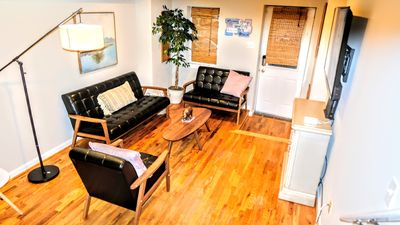 Welcome to Federal Hill here in Baltimore! Come enjoy and relax at this home before or after discove