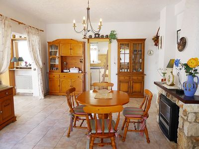 """Photo for Apartment a short walk away (469 m) from the """"Playa la Fustera"""" in Benissa with Parking, Washing machine, Pool, Garden (90515)"""