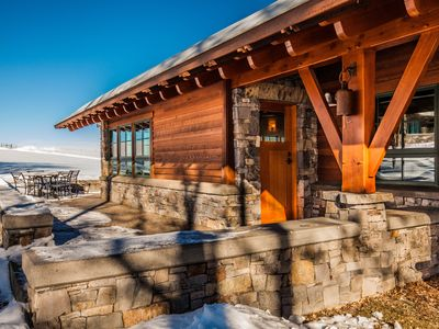 Photo for South Side Bozeman Cottonwood Retreat perfect location for outdoor activities