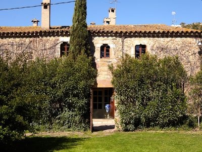 Photo for Independent apartment of 100 m2 in medieval residence