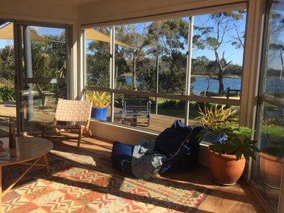 Photo for Beautiful waterfront retreat - Bay of Fires
