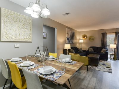 Photo for Whimsy Vibes - Side by side Condo's - sleep 14+ - POOL - Close to SDC!
