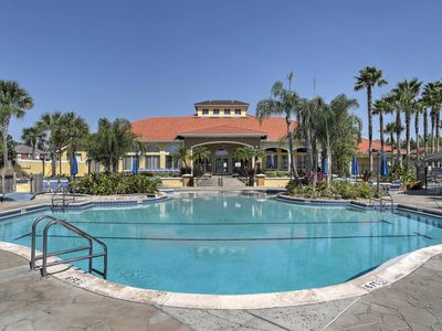 Photo for NEW! Luxe Kissimmee Resort Villa - 9 Mi. to Disney