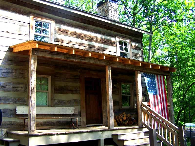 150 Year Old Restored Log Cabin: Take Advantage Of Winter Rates While They  Last