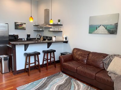 Photo for Beautiful Downtown Kalispell Condo