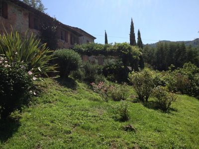 Photo for Tuscan Oasis near Lucca with large pool