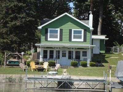 Photo for Rennovated Fisher Lake Cottage Available for Weekly Rent - Special June Rate!