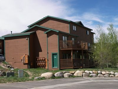 Photo for Timber Lodge 2 bed 2 bath