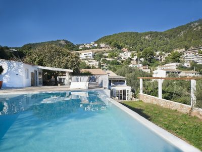 Photo for Stunning reformed Villa with an amazing pool, outdoor space and gardens.