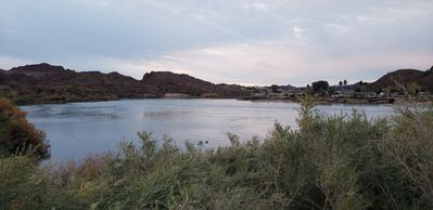 Photo for Cozy and Quiet Park Model on the Colorado River