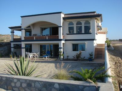 Photo for Spectacular ocean view, charming villa  located on the Sea of Cortez