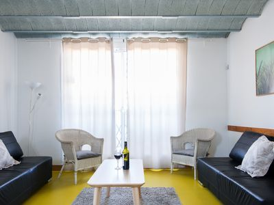 Photo for Between the Eixample and Ciutat Vella, the perfect apartment, Mercat Antoni A