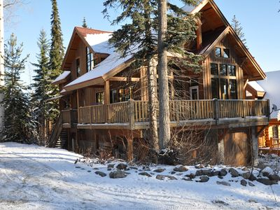 Photo for Kicking Horse Ski- In / Ski- Out Mountain Lodge