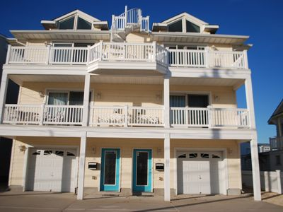 Photo for Luxury Ocean Side 3rd House from Beach.