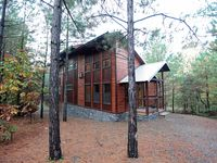 Beautiful cabin with all the amenities you need for a very relaxing getaway!