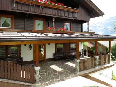 Photo for Apartment Bauernhaus (MHO730) in Mayrhofen - 12 persons, 7 bedrooms