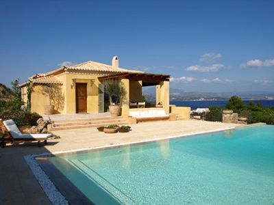 Photo for Villa Helen, Luxurious, Private pool, Ideal setting, Minimally decorated