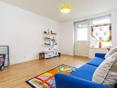 Photo for Modern apartment, 5 min from Brixton tube station!