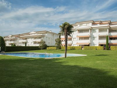 Photo for Apartment just 400m from the beach for 6 people in Pals