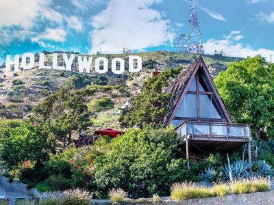 Photo for Under the Hollywood Sign - End of Summer Sale 15% OFF