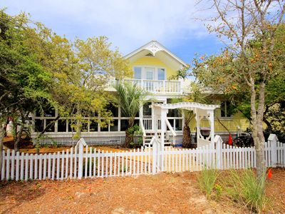Photo for Seaside Proper-Fair Winds-Steps away from beach! SNOWBIRD SPECIALS JAN+FEB!