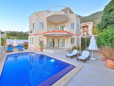 Photo for Villa Dare. Two Bedroom Villa with a Sauna, Jacuzzi and Roof Terrace.