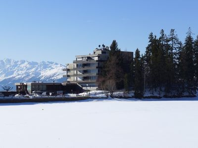 Photo for One bedroom Apartment, sleeps 4 in Montana with Pool