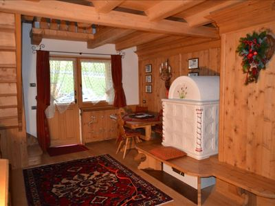 Photo for Close to ski tracks and trekking paths - 3 beds