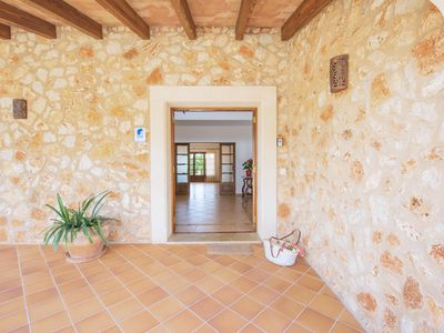 Photo for Country house with large private pool and panoramic views