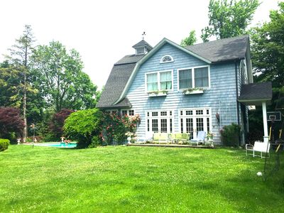 Photo for Country Carriage House 15 min to NYC Great for Families, Couples, Reunions