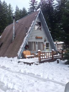 Photo for Cute Mount Rainier/White Pass Chalet