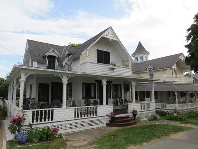 Photo for Prime Beach & Town Location, Beautiful Victorian Home