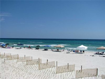 Photo for Pinnacle Port Vacation Rentals- C3 building, 2 bdr. 2bth. Amazing gulf front views!