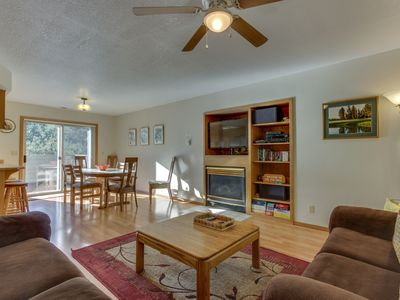 Photo for Family home w/ hot tub, decks, 10 SHARC passes & shared pools/tennis/golf!