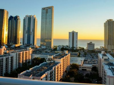 Photo for 1-502 · Captivating Luxurious 2 BDRM in MIAMI - Two Bedroom Apartment, Sleeps 7